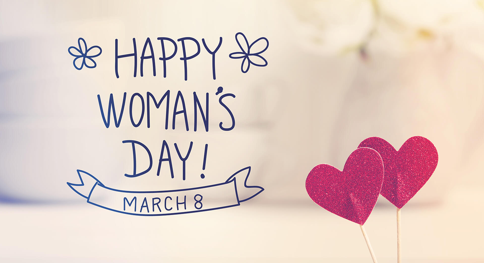 happy womens day march 8
