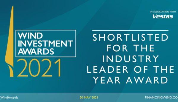 """Joar Viken – Номінований на цьогорічну премію """"Лідер року в галузі""""!"""